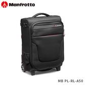《Manfrotto》旗艦級登機攝影拉桿箱 50 Reloader Air 50贈小型相機包(不挑色)