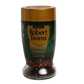 《Robert Timms》即溶咖啡-100g/罐(義式)