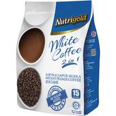 《NUTRIGOLD》速溶白咖啡飲料(二合一(無添加糖)30g×15包/袋)