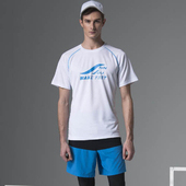 《SAIN SOU》吸濕排汗圓領衫T26819-14(S)