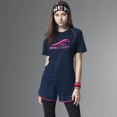 《SAIN SOU》吸濕排汗圓領衫T26819-02(S)