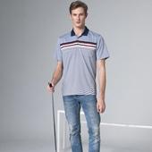 《SAIN SOU》短袖POLO衫T26817(S)