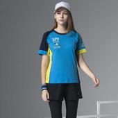 《SAIN SOU》涼感圓領衫T26805-06(S)
