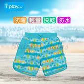 《美國 i play》寶寶泳褲/海灘褲 12M(夏日風情)
