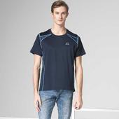 《SAIN SOU》吸濕排汗圓領衫T26715-06(S)