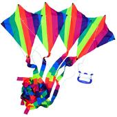《艾可兒》MIT台灣製造-彩色多節串聯風箏