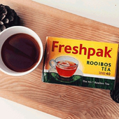 《Freshpak》南非國寶茶(RooibosTea) 茶包40入*3盒/組 $480