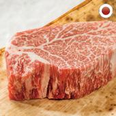 《欣明生鮮》日本A4純種黑毛和牛嫩肩菲力牛排(200公克±10%/1片)(*1包)