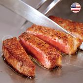 《欣明生鮮》美國1855黑安格斯熟成極鮮嫩肩牛排(120公克 /1片)*1包 $99