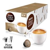 《雀巢》義大利摩卡式濃縮咖啡膠囊(48顆入)(義大利摩卡式濃縮咖啡膠囊12316377)