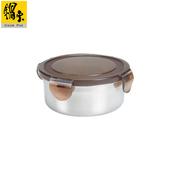 《鍋寶》鍋寶 316不鏽鋼保鮮盒500ML-圓形 BVS-0500