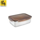 《鍋寶》鍋寶 316不鏽鋼保鮮盒525ML-長方形 BVS-5031