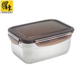 《鍋寶》鍋寶 316不鏽鋼保鮮盒2800ML-長方形 BVS-2801