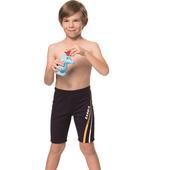 《SARBIS》泡湯 SPA兒童七分泳褲附泳帽B65808-02(18)
