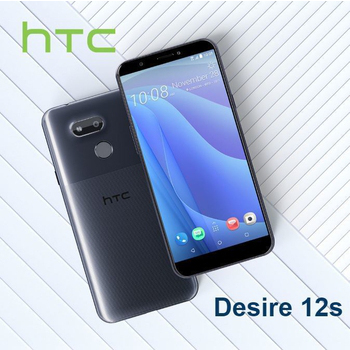 《HTC》Desire 12s 效能質感全面升級   高規配備 入門機價格(32G ∥ 個性黑)