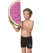 《SARBIS》泡湯 SPA兒童五分泳褲附泳帽B63803-01(12)