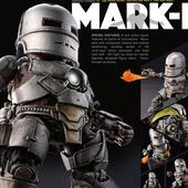 《野獸國》鋼鐵人3-MK1(EAA-003)