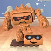 《野獸國》玩具總動員迷你蛋擊公仔系列大塊頭款(MEA-001)