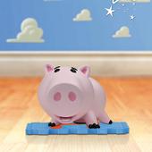 《野獸國》玩具總動員迷你蛋擊公仔系列火腿豬(MEA-002)