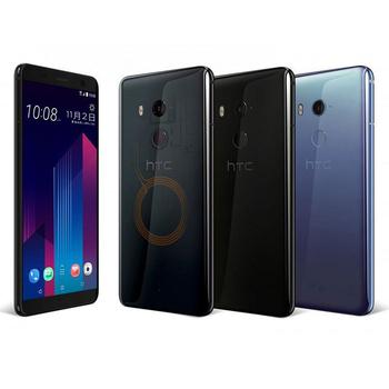 《HTC》U11+ 6吋智慧旗艦機(4G / 64G)(黑)