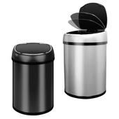 全自動智慧感應垃圾桶(黑色)