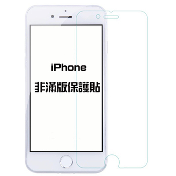 《alfastar》非滿版手機保護貼 Iphone保貼 螢幕保護貼(iphone6(4.7吋))