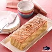 《米迦》蜂蜜千層蛋糕(蛋奶素)(430±50gx3)