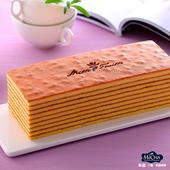 《米迦》原味千層蛋糕(蛋奶素)(430±50gx3)