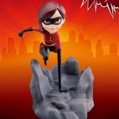 《野獸國》超人特攻隊: 彈力女超人(MEA-005)