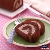 《米迦》巧克力瑞士捲(葷食)(350g±50gx2)