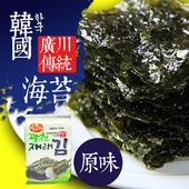 《廣川》傳統海苔(2入/共24小包)原味 $289