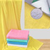 《BICH LOAN》台灣製100%純棉浴巾1條(粉色)