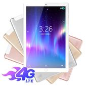 《SuperPad》極光神話 10.1吋 4G/WIFI上網通話平板電腦(6G/64GB)(古銅金)