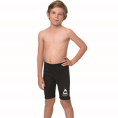 《SAIN SOU》泡湯 SPA兒童七分泳褲附泳帽A65809-01(12)