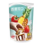 《YAMAKAWA》繽果奇園-法式牛軋蘇打餅乾組合(鳳梨和草莓口味)
