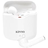 《KINYO》雙耳立體聲藍牙耳機 BTE-3950