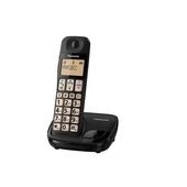 《Panasonic 國際牌》大字鍵助聽功能數位電話 KX-TGE110