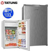 《TATUNG 大同》100L單門冰箱(TR-100HNW-S) $5490