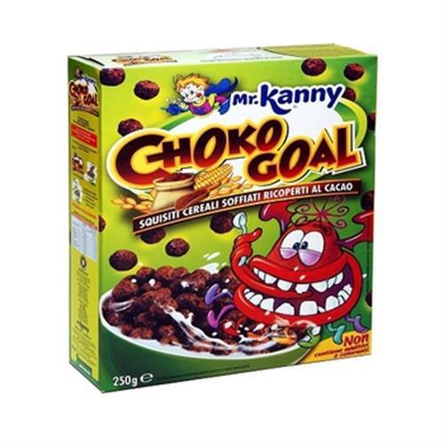 《即期2019.08.31 Mr.Kanny》義大利小肯尼 活力巧克力早餐球(250g/盒)