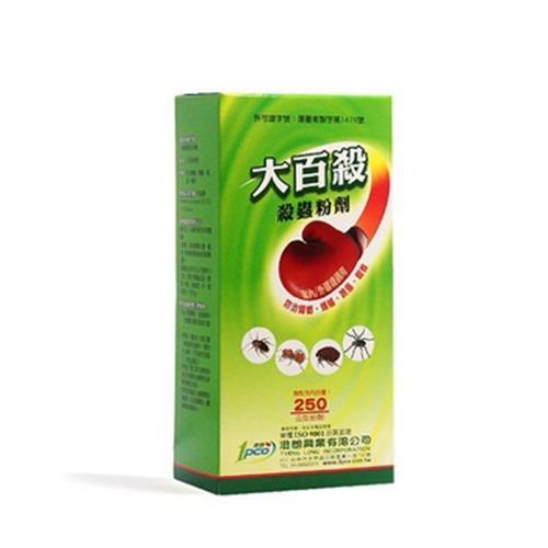 《大百殺》殺蟲粉劑(250g)