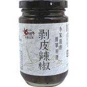 《老騾子》剝皮辣椒(300g)