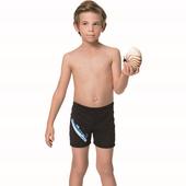《SAIN SOU》泡湯 SPA兒童五分泳褲附泳帽A63801-01(12)