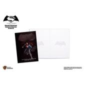 《野獸國》蝙蝠俠對超人 筆記本 010 超人款(STA-BVS-010)