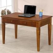 《Homelike》吉野4尺實木書桌