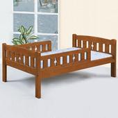 《Homelike》佐柏護欄床架組-單人3.5尺(不含床墊)