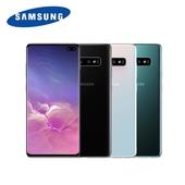 《Samsung》Galaxy S10+ (8G/128G) 6.4吋旗艦全螢幕曲面手機(絢光黑)