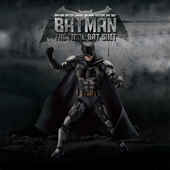 《野獸國》正義聯盟 蝙蝠俠 戰術裝甲DAH-009 $1680