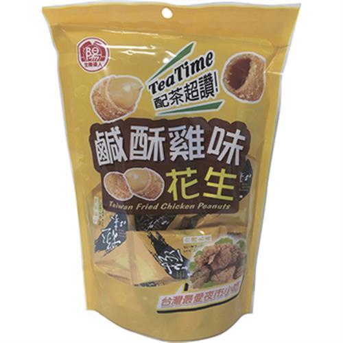 《生機達人》鹹酥雞風味花生(180g/包)