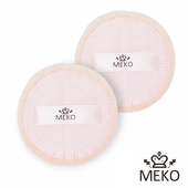 《MEKO》小絨粉撲2入(C-017)
