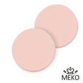 《MEKO》圓形海綿2入(C-009)